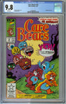 Care Bears #13 CGC 9.8 with White Pages - Scarce Star Comics - Only 2 9.8's