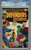 Defenders #17 CGC 9.6 with White Pages - 1st Luke Cage Meeting - 1st Wrecking Crew