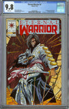 Eternal Warrior #4 CGC 9.8 with White Pages - 1st Cameo Appearance of Bloodshot