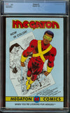 Ramm #1 Megaton Comics 1987 CGC Graded 9.2 with White Pages - 1st Appearance of Youngblood