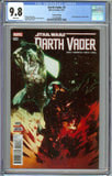 Darth Vader #3 (2017) 1st Print Print CGC 9.8 with White Pages - 1st Appearance of Kirak Infil'a