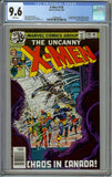 X-men. #120 CGC 9.6 with White Pages - 1st Cameo Appearance of Alpha Flight