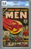 Young Men #24 CGC 3.0 Off-White to White Pages - Return of Captain America and Sub-Mariner