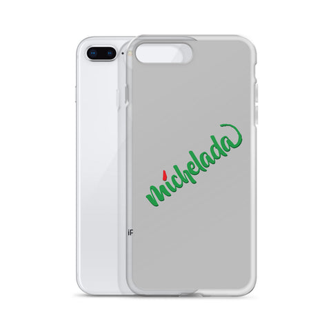 Chile Lime Seasoning iPhone Case - Michelada Merch from Michelada Map