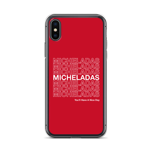 You'll Have A Nice Day iPhone Case - Michelada Merch from Michelada Map