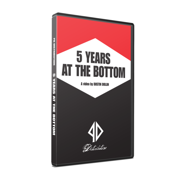 PD DIST- 5 YEARS AT THE BOTTOM DVD