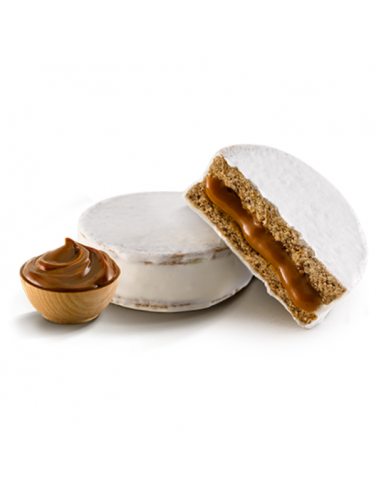 Box 12x Alfajor Blanco