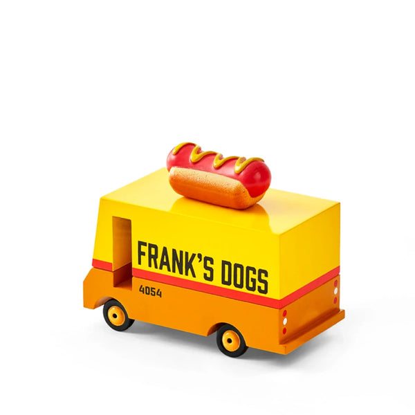 Hot dog van - candyvan