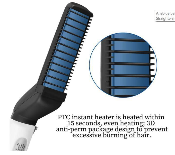 69% off Quick Beard Straightener Comb
