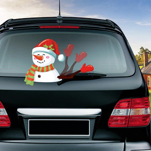 Christmas Wiper-Buy 2 or more free Shipping!!!