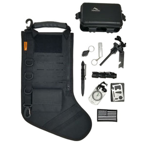 (Buy 2 Free Shipping + 68%Off!!) Tactical Christmas Stocking Gift Kits