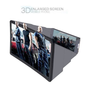 (Black Friday - 50% Off) 3D Portable Universal Screen Amplifier