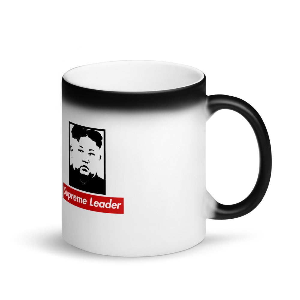 Supreme Leader Magic Mug