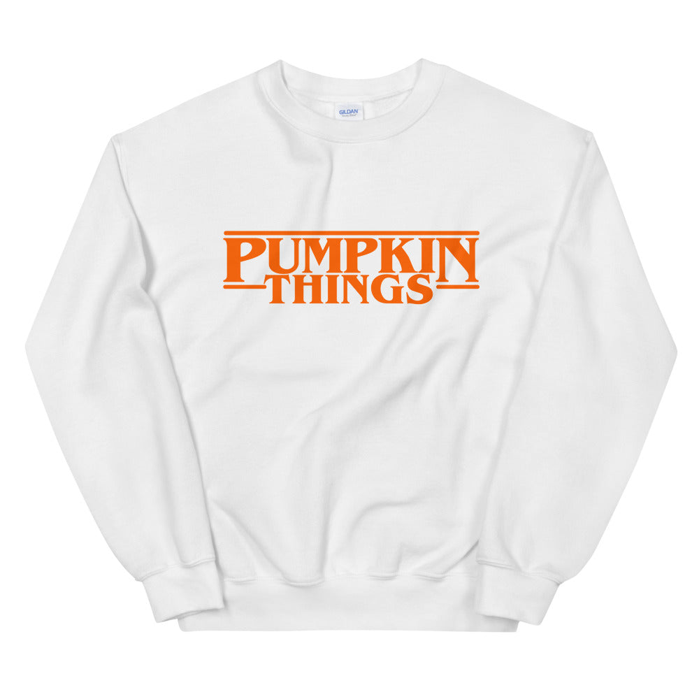 Pumpkin Things Unisex Sweatshirt
