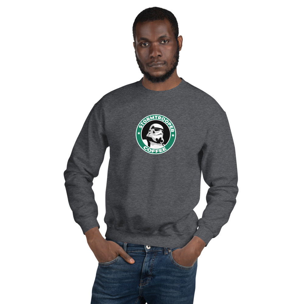 Stormtrooper Coffee Unisex Sweatshirt