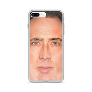 Nic Cage iPhone Case