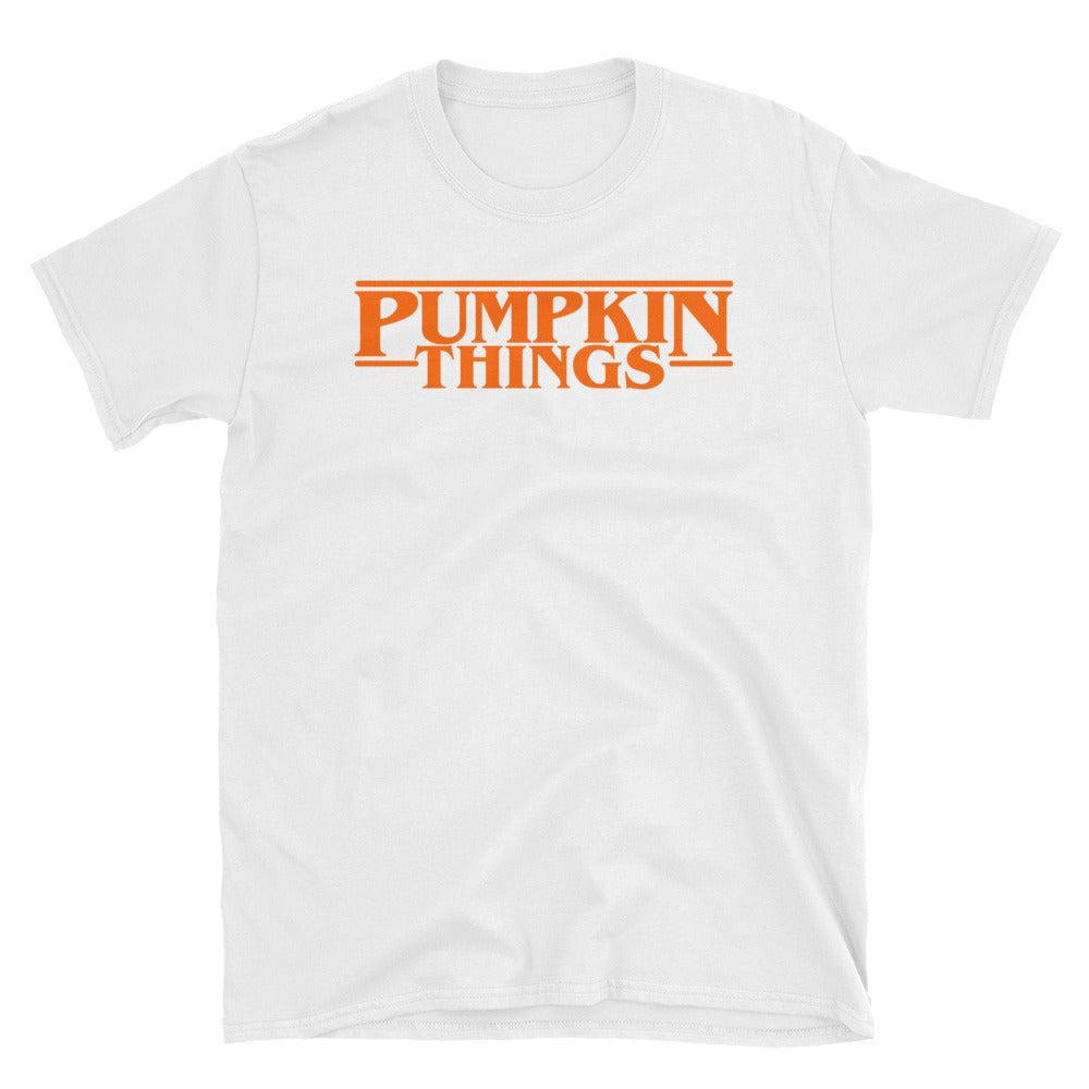 Pumpkin Things Unisex Tee