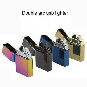 DOUBLE ARC USB LIGHTER