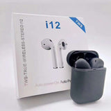 Smart bluetooth in-ear headset (I12 TWS)