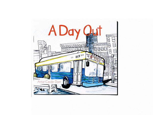 A Day Out booklet
