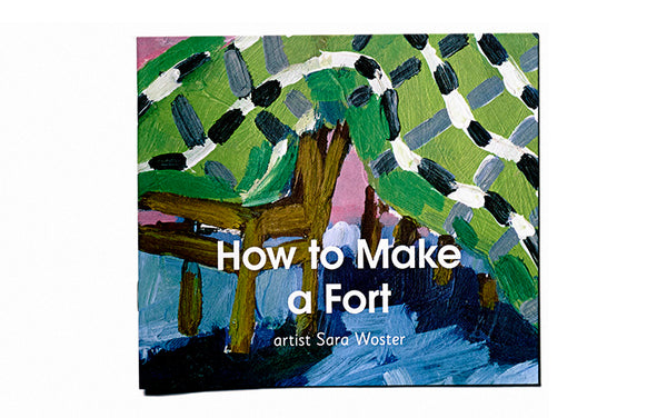 How to Make a Fort booklet