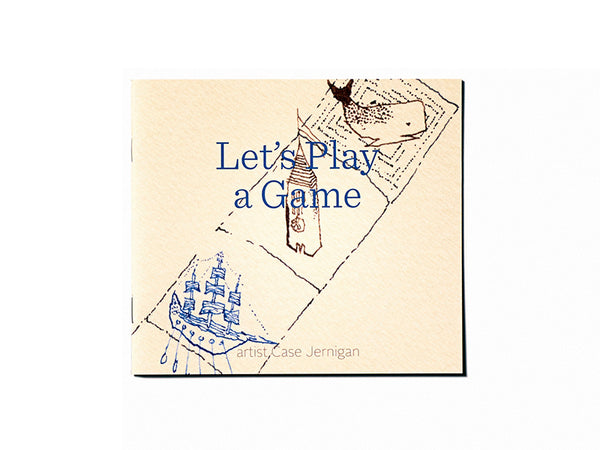Let's Play a Game booklet