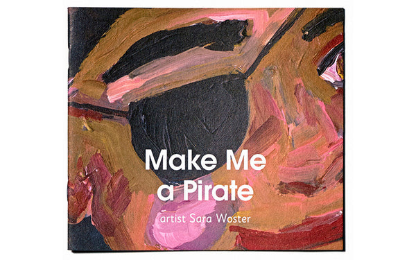 Make Me a Pirate booklet
