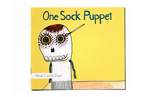 One Sock Puppet booklet