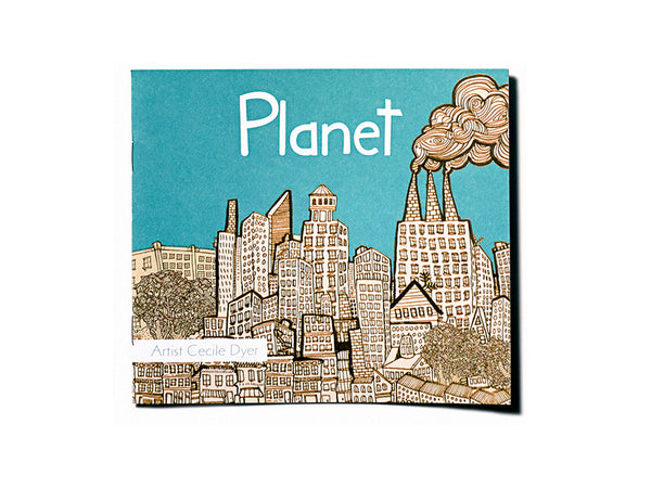 Planet booklet