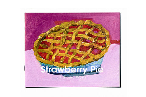 Strawberry Pie booklet
