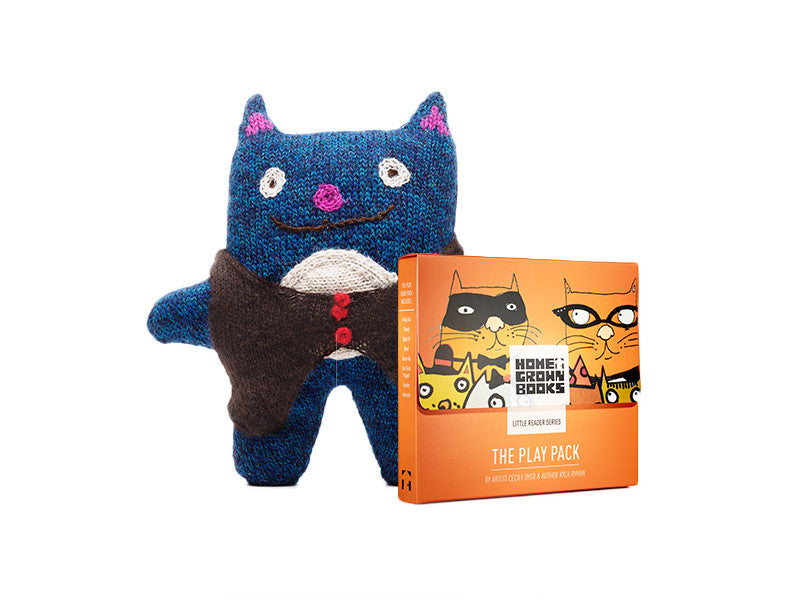 Knit Cat & Play Bundle