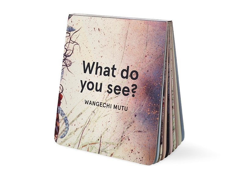 What Do You See Board Book