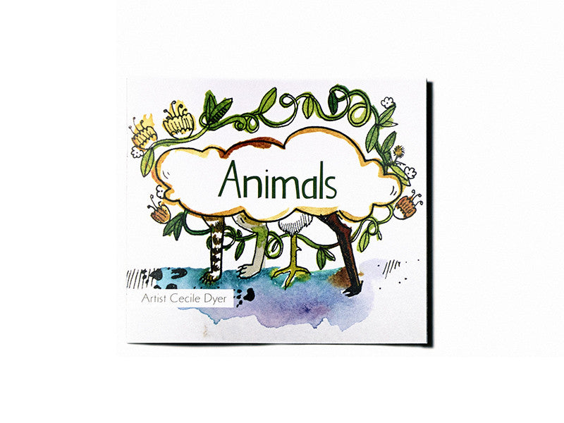Animals Booklet