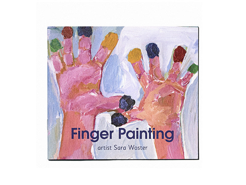 Finger Painting Booklet