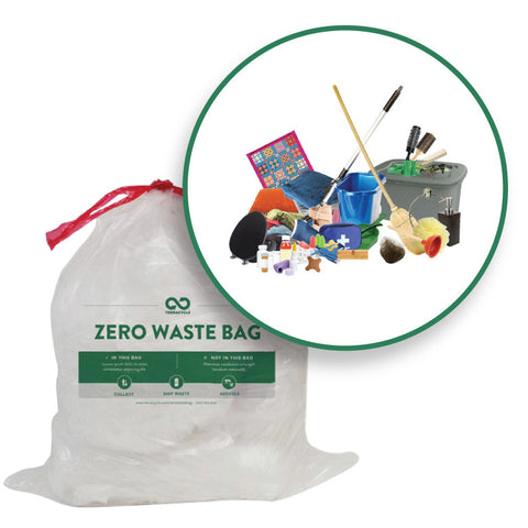 Bathroom Separation - Zero Waste Bag
