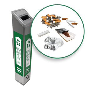 Cigarette Receptacle