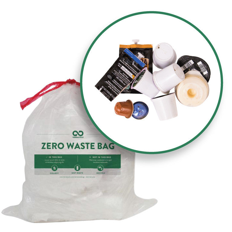 Coffee Capsules - Zero Waste Bag