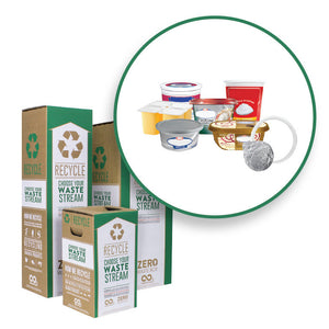 Dairy Tubs and Lids - Zero Waste Box™