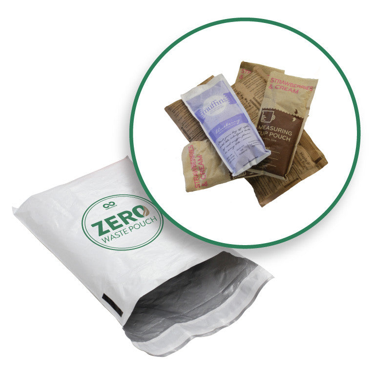 Hot Cereal Bags - Zero Waste Pouch™