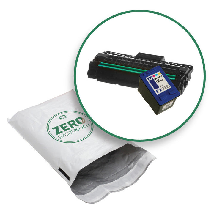 Ink and Toner Cartridges - Zero Waste Pouch