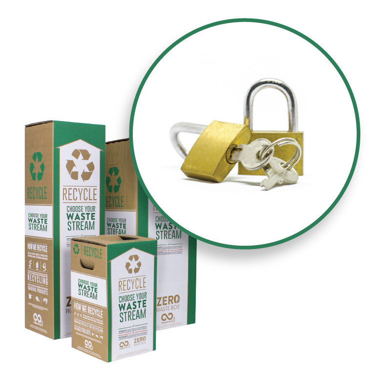 Keys and Locks - Zero Waste Box™