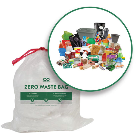 Kitchen Separation - Zero Waste Bag