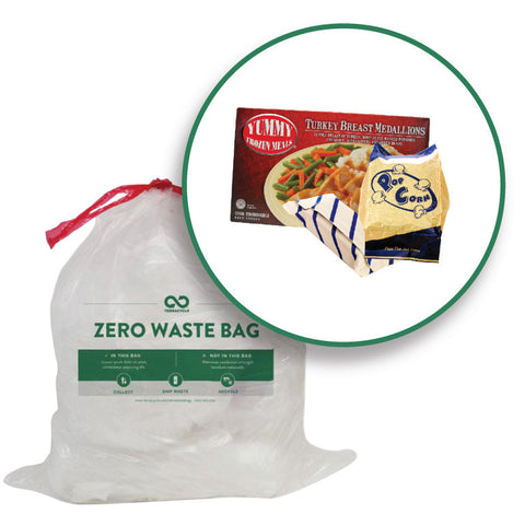 Laminated Paper Packaging - Zero Waste Bag
