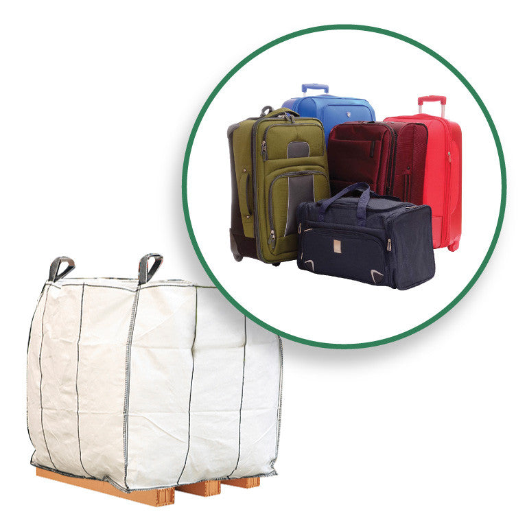 Luggage and Travel Bags - Zero Waste Pallet