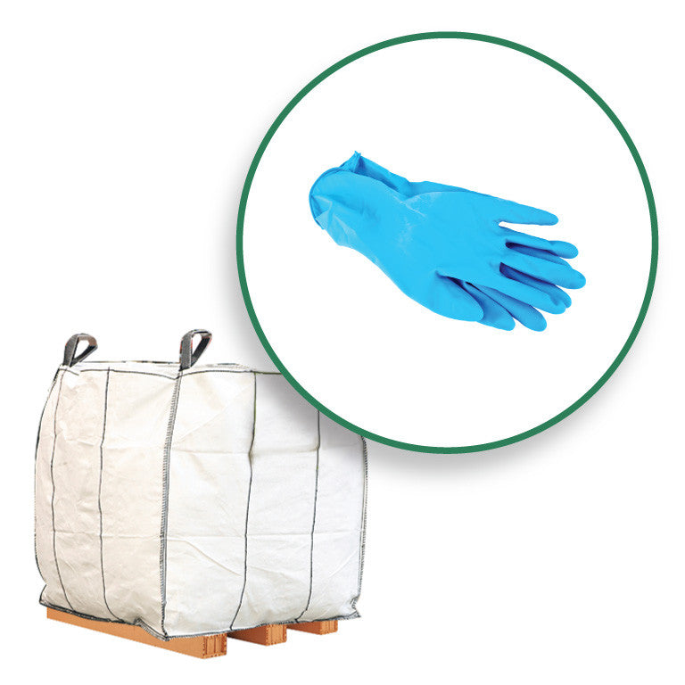 Nitrile and Latex Gloves - Zero Waste Pallet