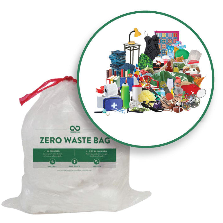 No Separation - Zero Waste Bag