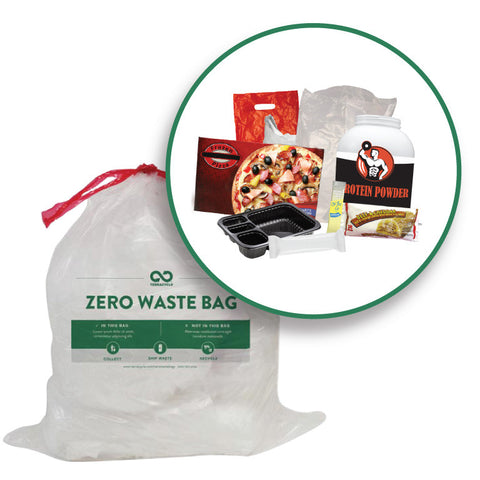 Plastic Packaging - Zero Waste Bag
