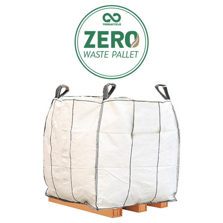 Oral Care Waste and Packaging - Zero Waste Pallet