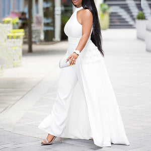Women's Wide Leg Pants Jumpsuit