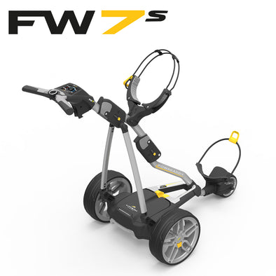 POWAKADDY FW7 WITH GPS